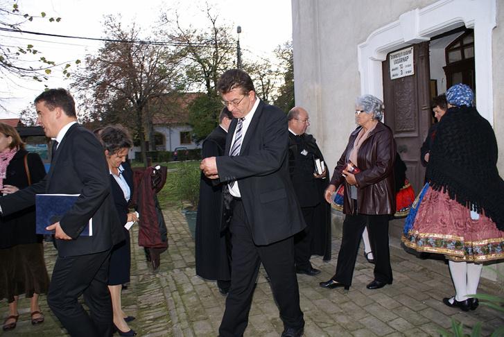 Fülöp János polgármester (k)