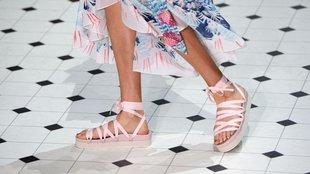 A Londoni Divathét legérdekesebb cipői