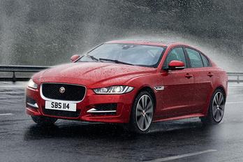 Időjárás-érzékeny autót fejleszthet a Jaguar