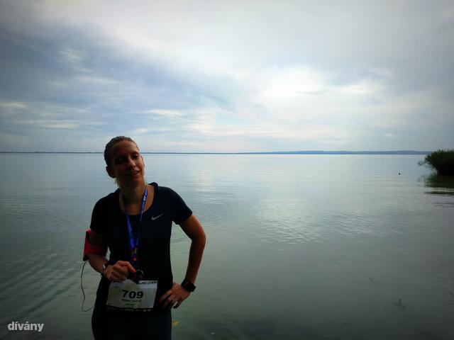 Állsz a Balaton partján a félmaraton után, és nem is teljesen érted mi történt veled az elmúlt két órában
