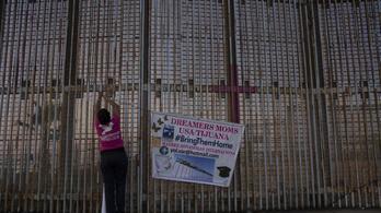 Az USA a mexikói határra szánt fal prototípusait teszteli