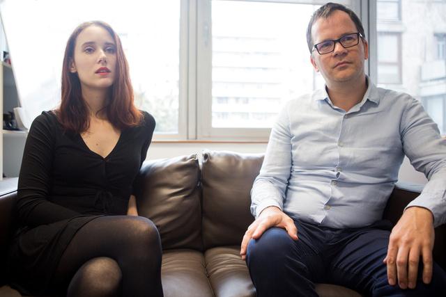 Németh Anna és Balogh Péter
