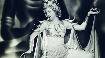 Magyar volt a századforduló ünnepelt sanghaji táncosnője