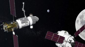 Orosz-amerikai űrállomás lesz a Holdnál