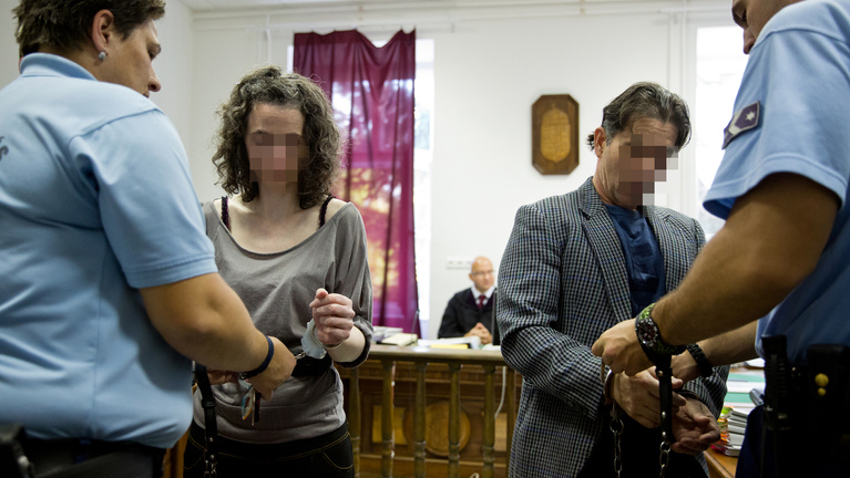 Súlyos büntetést kaptak a gyöngyösi kislányt halálra éheztő szülők