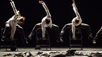 Ohad Naharin koreográfiájával vizsgázik a balett évfolyam