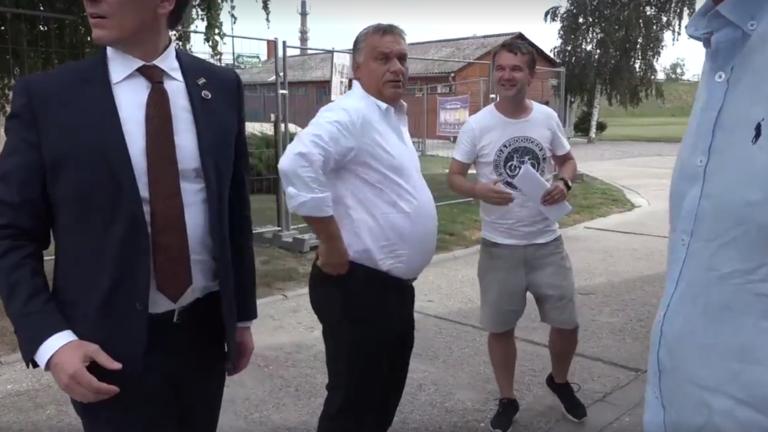 Orbán: Fogyókúra helyett sportolnom kellene