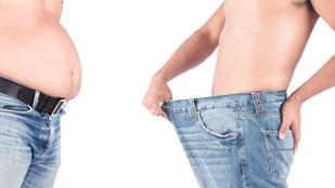Kövér pasinál csak fogyózó pasinak lenni égőbb