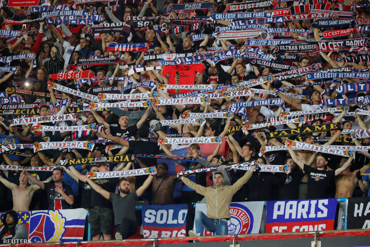 Paris Saint-Germain–Bayern München 3–0