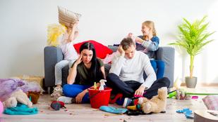 A sikeres gyereknevelés 32 lépése