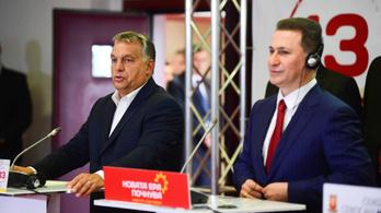 Orbán kedvenc sorosozós barátjával parádézott Macedóniában
