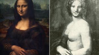 Megtalálták Mona Lisa meztelen vázlatát?
