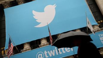 A Twitter kétszáz gyanús orosz fiókot talált