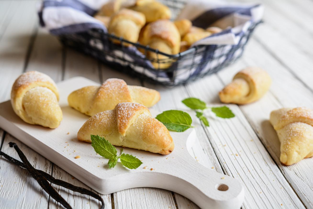 Szilvalekvárral töltött tekercsek: ezekre vigyázz a tészta készítésekor