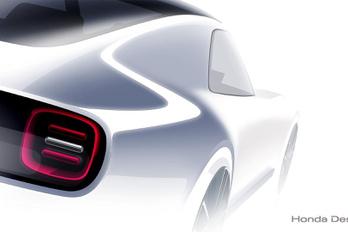 Szép vonalú sportkocsit ígér a Honda