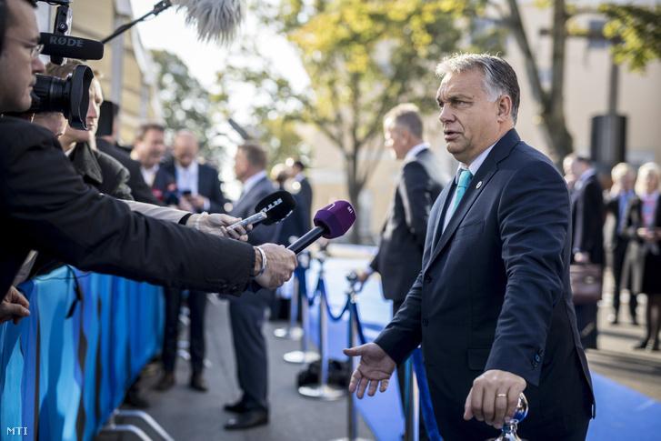 Orbán Viktor Tallinnban