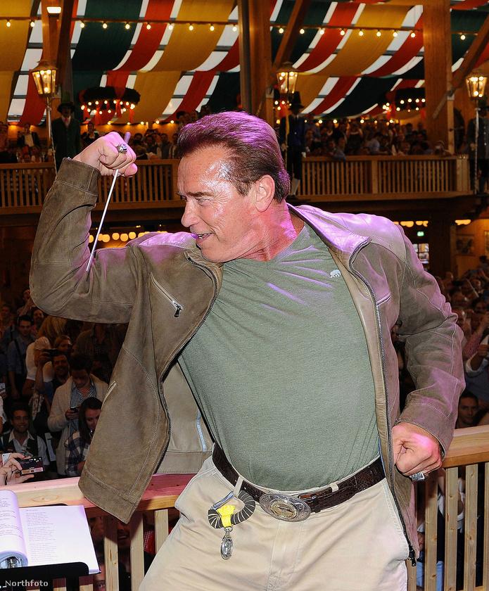 Mindenkinek ilyen szuper hétvégét kívánunk, mint Schwarzeneggeré!