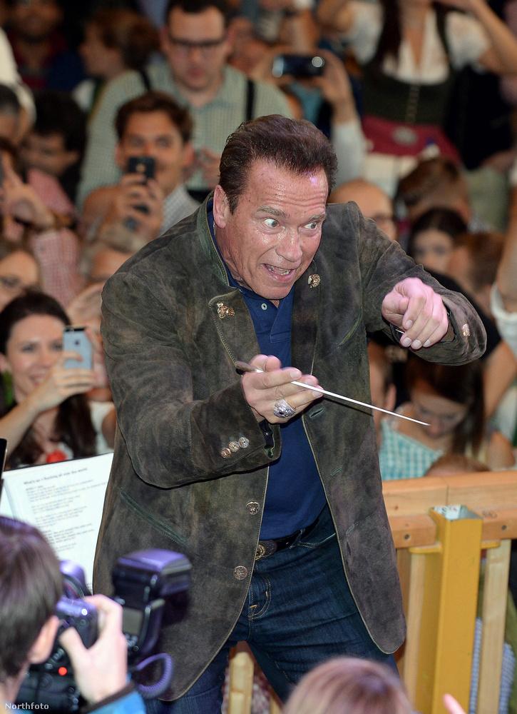 Szeptember 16-a óta tart, és október 3-án ér véget az Oktoberfest, amelyre Arnold Schwarzenegger minden évben ellátogat