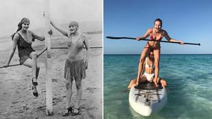 Ennyire mások voltak a húszas évek modelljei, mint a maiak