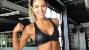 Aki súlyokkal edz, már nem is lehet nőies?