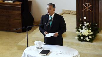 Orbán: Nyugat-Európa eldobja a jövőjét