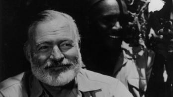 Megtalálták Hemingway első gyerekkori művét