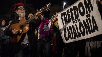 Juncker: A katalán népszavazás belügy