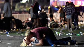 Amerika legnagyobb tömegmészárlása: több mint 58 halott, 500 sérült Las Vegasban