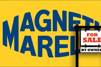 Eladják a Magneti Marellit?