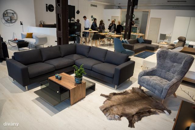 A kanapék 400-500 ezer forint között mozognak.