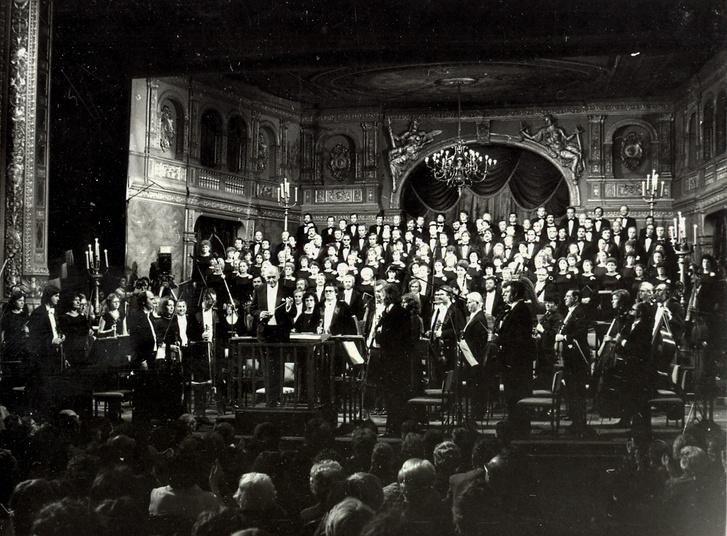 A Magyar Állami Operaház hangversenye, 1985. november 3.