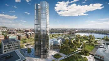 Volt főépítész: A Mol felhőkarcolója tönkreteszi a Kopaszi-gátat