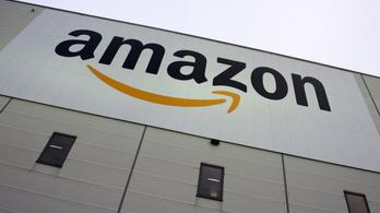 Komoly bírságot kapott az Amazon az EU-tól