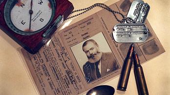 Megtalálták a tízéves Hemingway legelső elbeszélését