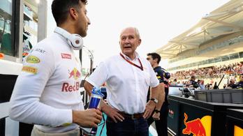 Ricciardo már a piacon van