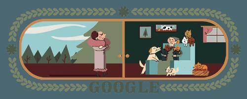 A Google így készült Szabó Magda 100. születésnapjára