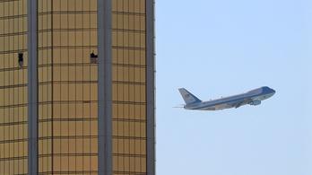 Lelépett volna a mészárlás után a Las Vegas-i gyilkos
