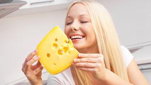 Most akkor egészséges a sajt?