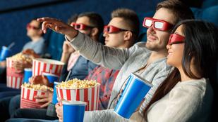 17 íratlan szabály, amit megszegsz a moziban