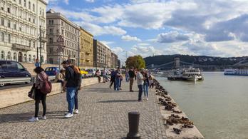 Tényleg hazavágja a budapesti látképet a Mol-székház?