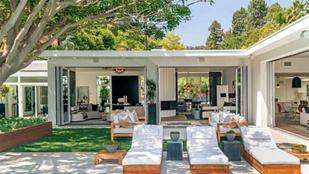 Cindy Crawfordék szuper házat vettek, nézze meg!