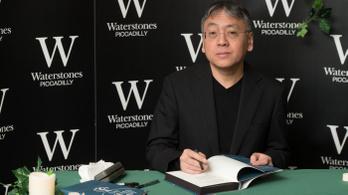 Kazuo Ishigurónak senki nem szólt, hogy Nobelt nyert
