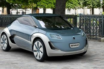Jön az elektromos, önvezető Renault Clio