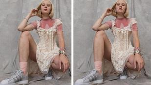 Szőrös lábú nővel hirdet az adidas = botrány