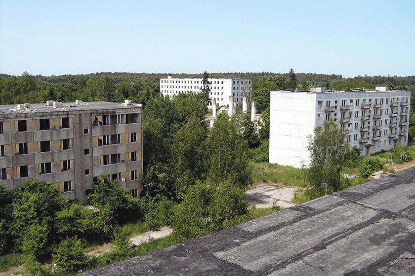 Titkos szovjet szellemváros, ami még a térképeken sem szerepelt: ma üres és elhagyatott