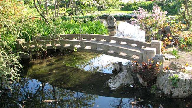 Japán kertészek újítják fel a világ összes japánkertjét