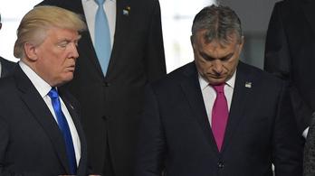 Trump: Orbán rajta van a vendéglistámon, de előbb még meg kell oldanom az észak-koreai válságot