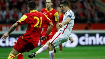 Lewandowski gondolatolvasás után gólrekorder lett