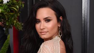 Demi Lovato őszintén beszélt drogfüggőségének legyőzéséről, bipoláris depressziójáról és a Hillary Clinton-kampányról
