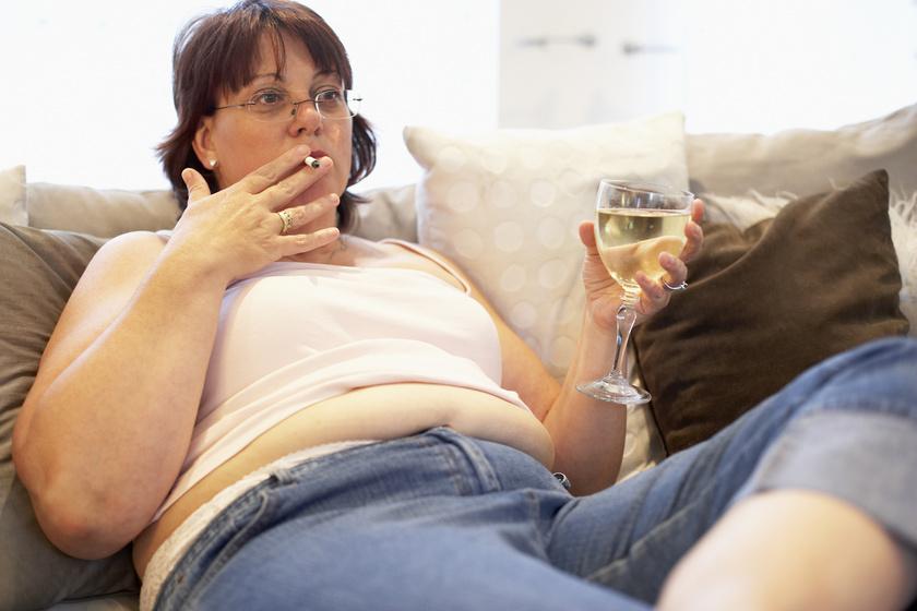 A magyarok 6 legegészségtelenebb szokása: egy-kettőt te is csinálsz